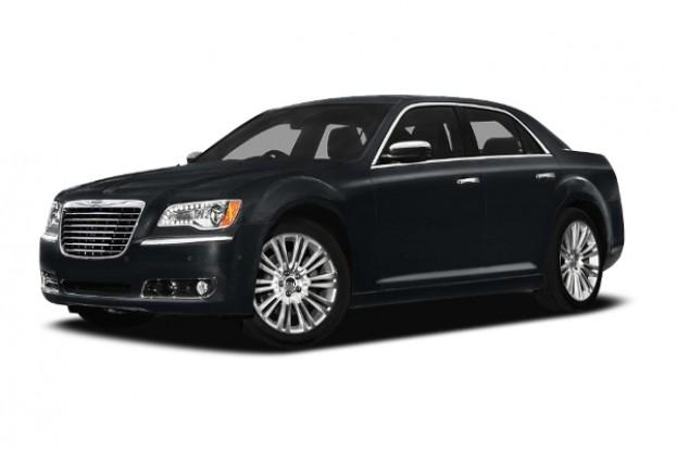 Chrysler 300c Chrysler Limo Black Cars