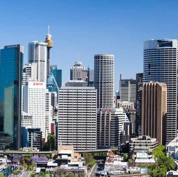 Luxury Hotels Sydney Cbd
